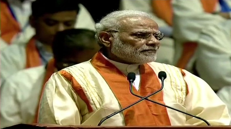 PM Modi, PM Modi IIT-Bombay convocation, PM Modi IIT-Bombay speech, PM Modi LIVE, PM Modi speech Live streaming, IIT-Bombay convocation, IIT-Bombay PM Modi speech, IIT-Bombay news, IIT-Bombay