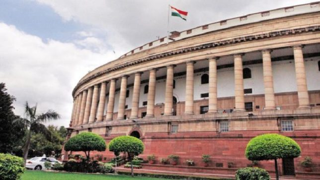 Parliament Monsoon Session LIVE Updates: Triple talaq bill to be tabled in Rajya Sabha today