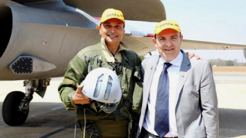 Rafale deal: Dassault Aviation CEO says Anil Ambani's firm holds 10% offset in Rs 58,000-crore deal with India