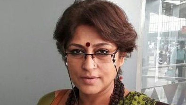 Roopa Ganguly,Roopa Ganguly controversy,Partition,West Bengal,Bangladesh,Pakistan,Hindus,Muslims,National Registrar of Citizens,1947 partition,national news,latest news