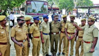 The police said Jayanti's mobile phone was tracked down, through which she was nabbed
