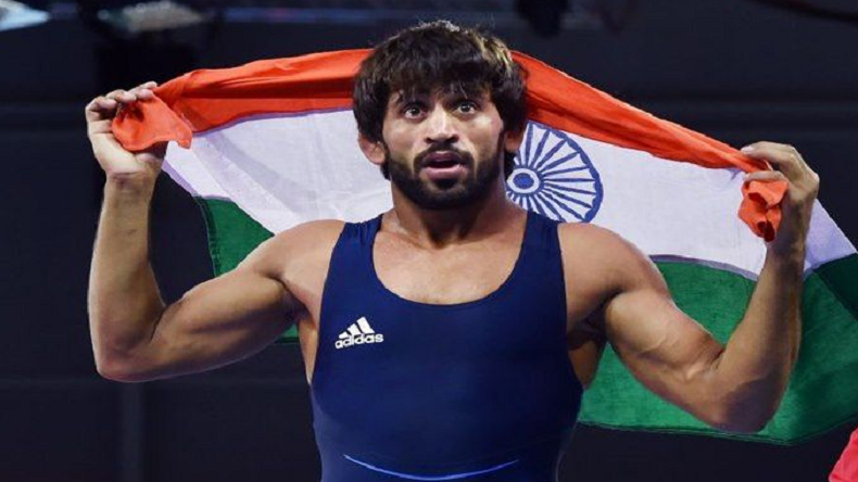 Bajrang Punia, Bajrang Punia wins gold, Bajrang punia at Asian Games 2018, Asian Games 2018, medal tally Asian Games 2018 live updates, Asian Games Women's Kabaddi, Asian Games 2018 Opening Ceremony Live, Asian Games 2018 Opening Ceremony in Jakarta, Asian Games 2018 in Jakarta, Watch live Asian Games, India thrashes Japan, India Vs Japan in Asian Games, Asian Games 2018 Updates, Asian Games 2018 Live News, Asian Games News