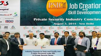 Private Security Industry Conclave, PSIC, Dharmendra Pradhan, FICCI, Recognition of Prior Learning, RPL