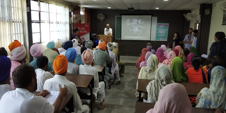 iTV foundation in association with Max India Foundation, SVCT organises two-day free health camp in Bhatinda