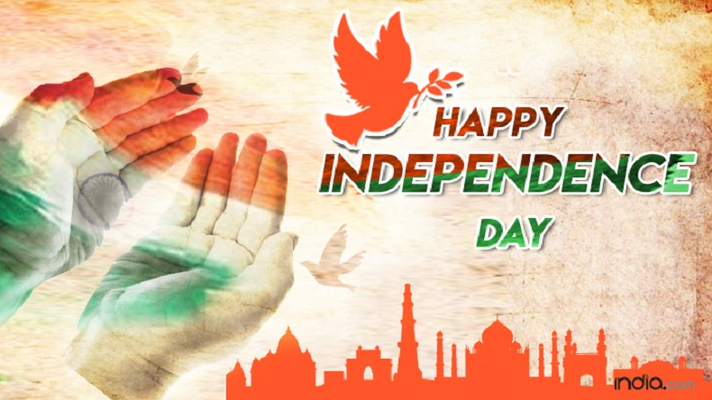Happy independance day 2018, Happy independence day wishes, Happy independence day messaages, happy independence day gif images, happy independence day whatsapp status, independence day facebook stattus, happy independence day 2018 wallpaper, happy independence day messages and greetings in Kannada