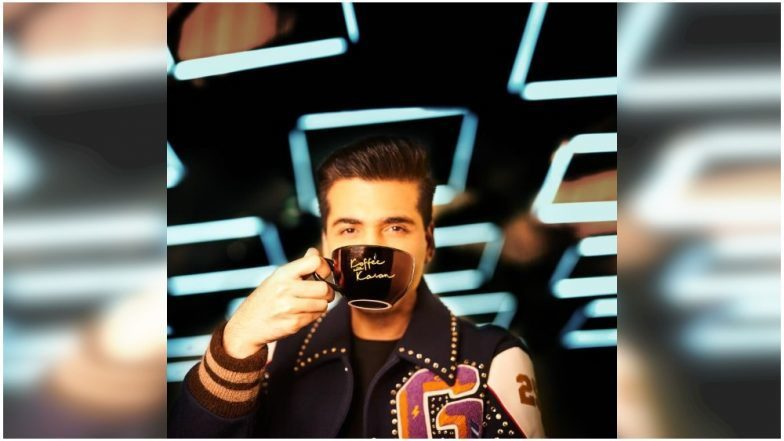 Karan Johar starts shooting for Koffee with Karan season 6