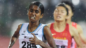 asian games 2018, 2018 asian games, asian games india, indian athletes at asian games, asian games athletics, pu chitra