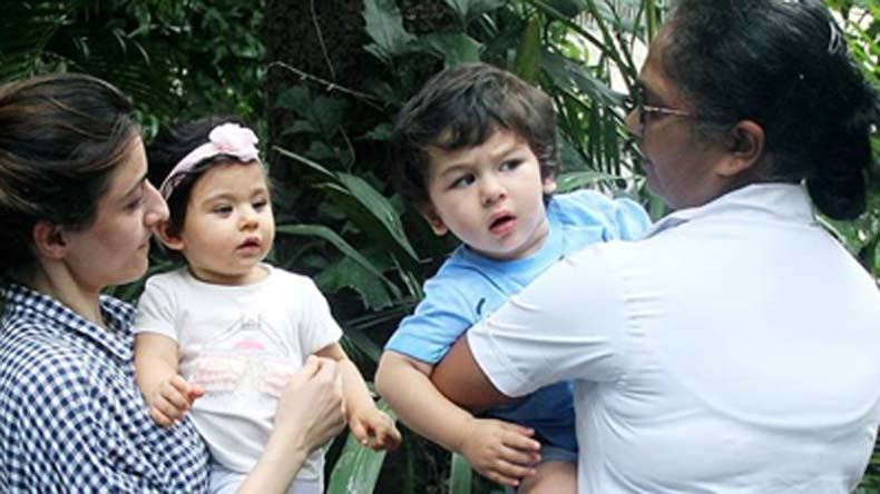 Taimur Ali Khan steals the show and how!