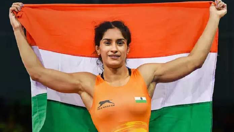 vinesh phogat new
