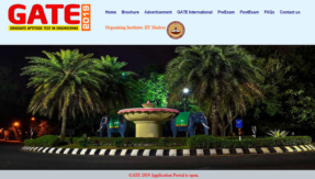 GATE 2019: Registration commences @ gate.iitm.ac.in, check eligibility, last date, how to apply