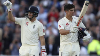 England 114/2, Alastair Cook 46, Joe Root 29, England vs India, 5th Test match, Day 4 LIVE updates: Eng vs Ind, India vs England 5th Test match LIVE, India vs England 5th Test match score, Eng vs Ind Oval Test match LIVE, England vs India test series.