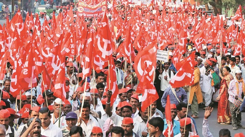 After Mumbai, red sea of farmers to hold rally in Delhi on September 5