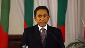 Maldives votes for presidential polls amid political turmoil, crackdown on dissent