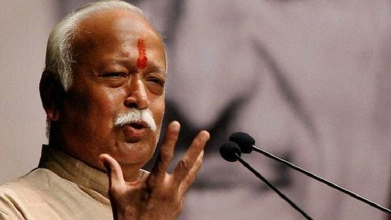 mohan bhagwat, mohan bhagwat on Article 35A, Mohan bhagwat on Artcile 370, rss delhi event, Article 35A debate, Jammu and Kashmir, Article 370 controversy