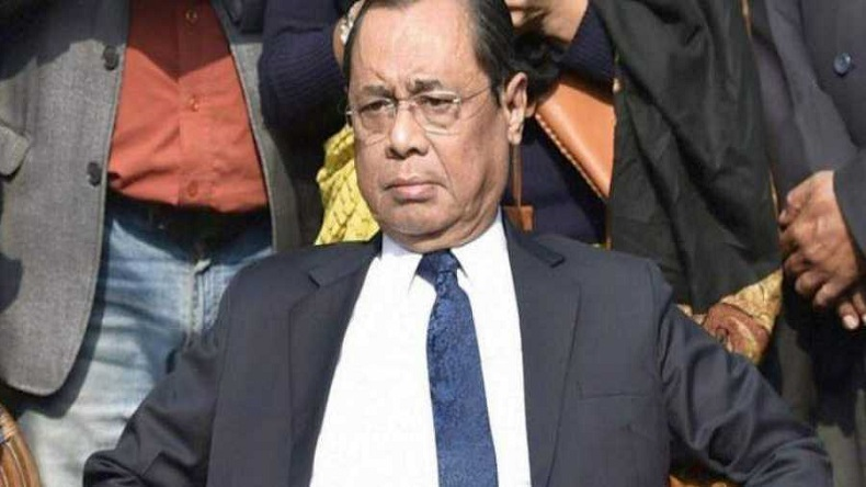 Justice Ranjan Gogoi, Chief Justice of India, CJI Gogoi