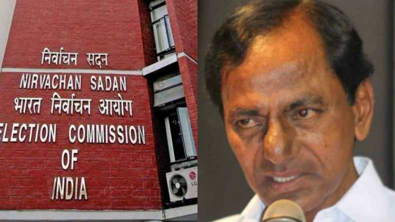 Election Commission to hold crucial meet tomorrow over Telangana polls