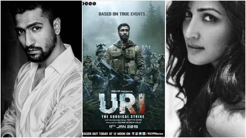 Image result for vicky kaushal in uri