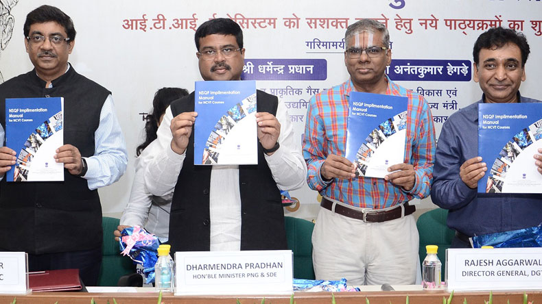 Dharmendra Pradhan launches an array of initiatives towards strengthening the skills ecosystem