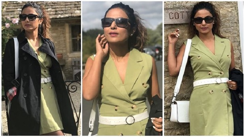 Hina Khan photos, Hina khan instagram photos, hina khan photoshoot, hina khan latest photos, hina khan london photos, hina khan, hina khan bigg boss 11,hina khan videos,