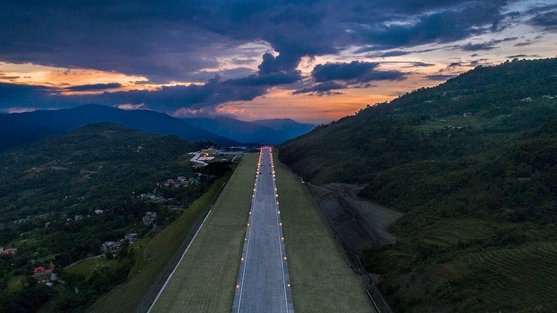 Pakyong airport,Sikkim,Space Ace Architects,PM Modi,100th airport,Airports Authority of India,National news,latest news