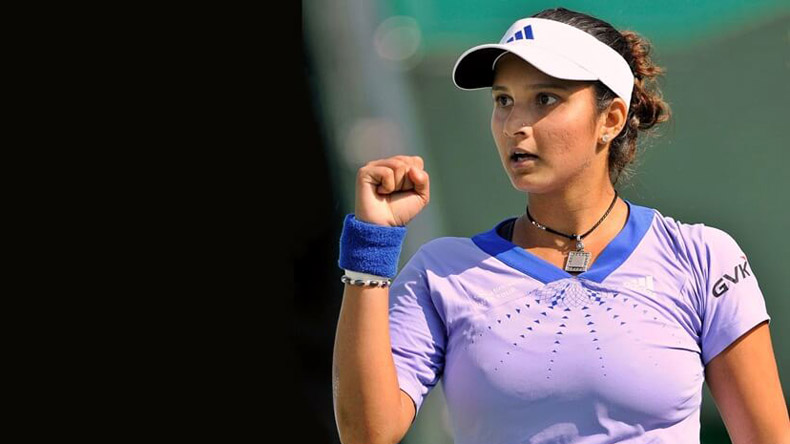 Sania Mirza opts out of Twitter before India vs Pakistan match - NewsX