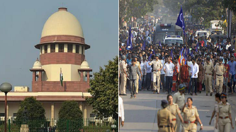 Bhima-Koregaon violence case: Supreme Court to resume hearing on arrest of 5 social activists today