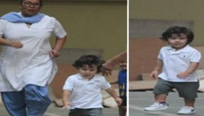 Taimur Ali Khan is too adorable to miss!