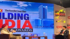 Building India conclave: MoS Hardeep Singh Puri says it is the duty of a state to provide roti, kapda and makaan