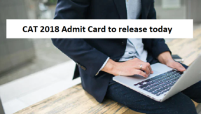CAT 2018 Admit Card to release anytime soon @ iimcat.ac.in, check simple steps to download