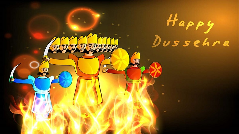 Happy dussehra 2018 wishes and messages in hindi whatsapp status happy dussehra 2018 wishes and messages in hindi whatsapp status wallpapers quotes greetings sms and facebook posts to wish family and friends m4hsunfo