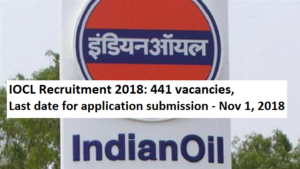 IOCL Recruitment 2018, Indian Oil Corporation Limited jobs vacancies, iocl.com, Indian Oil Corporation Limited, IOCL Recruitment 2018, Recruitment 2018