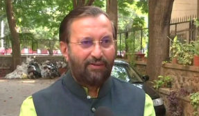 Union HRD Minister Prakash Javadekar says 10% EWS general category quota will be implemented from academic year 2019-2020