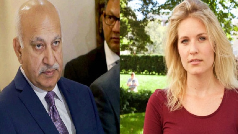 MJ Akbar sexual harassment allegations: CNN journalist says she was only 18 when Akbar forced his tongue down her throat