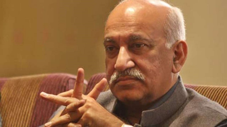 MJ Akbar likely to return to India on Friday amid flurry of sexual harassment allegations