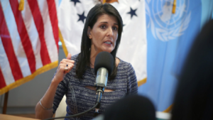 Nikki Haley,Donald Trump,UN Ambassador,United Nations,United States, president,Washington,National security council,world news,latest news