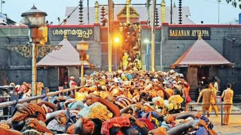 Women entering Sabarimala must be ripped in half, says South Indian actor Kollam Thulasi