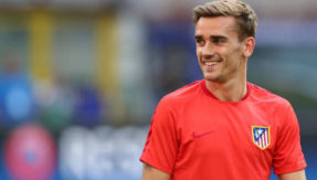 Antoine Griezmann says he will become a legend at Atletico if he wins Ballon d'Or