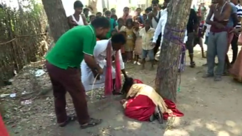 Bihar girl flogged on panchayat's orders for eloping with