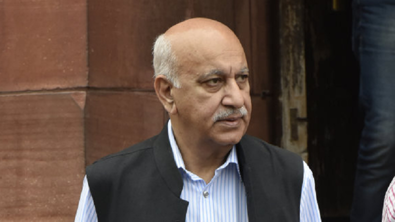 MJ Akbar #MeToo allegations LIVE updates: MoS External Affairs returns to India amid flurry of sexual allegations