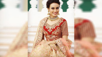 Naagin 3 fame Surbhi Jyoti is a glamorous bride in latest