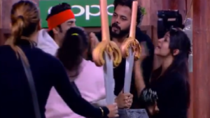 Bigg Boss 12 Day 74 Episode 75 November 28 2018 LIVE written updates, Bigg Boss 12 Day 74 Episode 75 November 28 2018 written updates Bigg Boss 12 Day 73 Episode 74 November 27 2018 highlights, Deepak Thakur, Megha Dhade, bigg boss 12, bigg boss 12 weekend ka vaar, salman khan, salman, salman bigg boss 12, sreesanth, dipika kakar, salman khan dipika kakar, surbhi rana, romil Choudhary, Bigg Boss 12 latest news, Bigg Boss 12 latest episode, Bigg Boss 12 episode, bigg boss 12 eviction, bigg boss 12 elimination