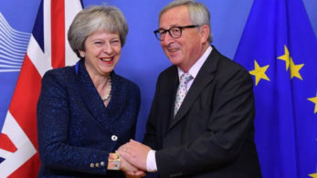 Brexit deal: European Union leaders support Theresa May's package in Brussels
