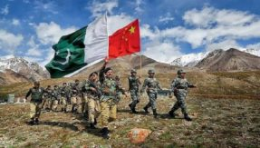 India logdes protest against Pakistan, China over bus services which passes through Pak-Occupied Kashmir