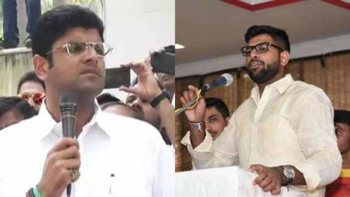OP Chautala expels grandsons Dushyant, Digvijay from INLD