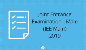 JEE Mains 2019: Some suggestions to crack  JEE Mains 2019 with the board exams