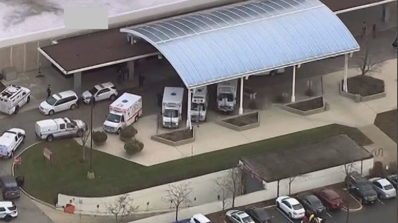 US shooting, Chicago Shooting, mercy hospital, United states