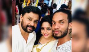 Kavya Madhavan, Dileep look beautiful together as they all smiles for their baby girl's naming ceremony, see photo