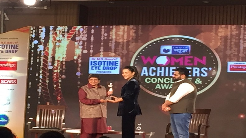 India News Women Achievers Conclave