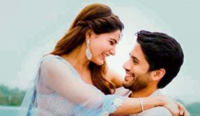 Samantha-Naga Chaitanya Instagram photos: Tollywood couple's photos go vial while shooting for Majlis