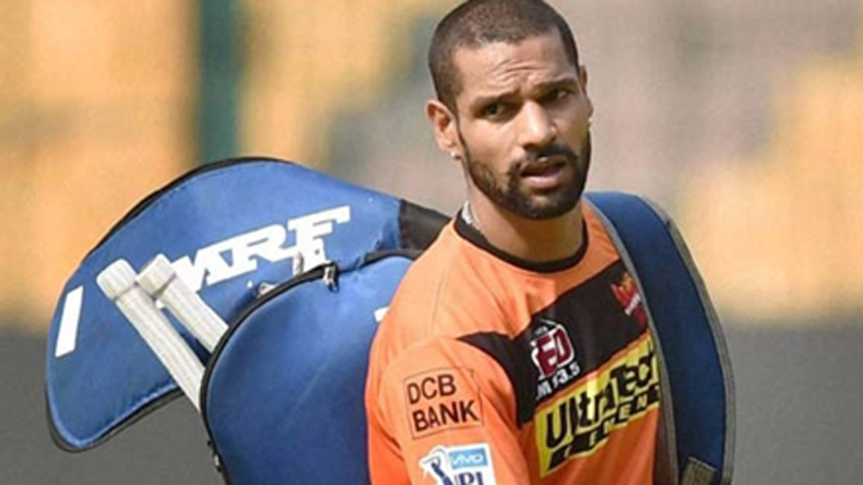 Shikhar Dhawan moves to Delhi Daredevils from Sunrisers Hyderabad due to financial reasons